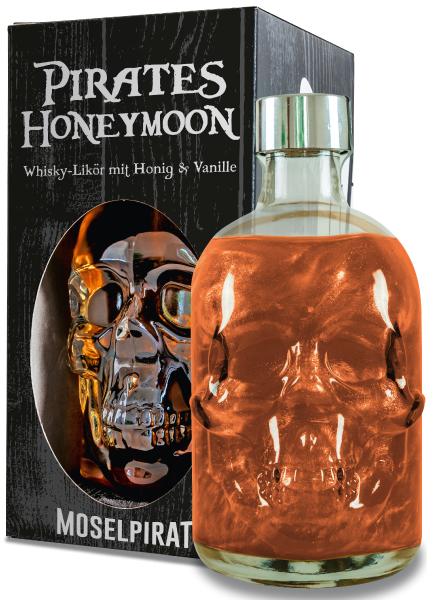 PIRATES HONEYMOON - Whisky-Likör