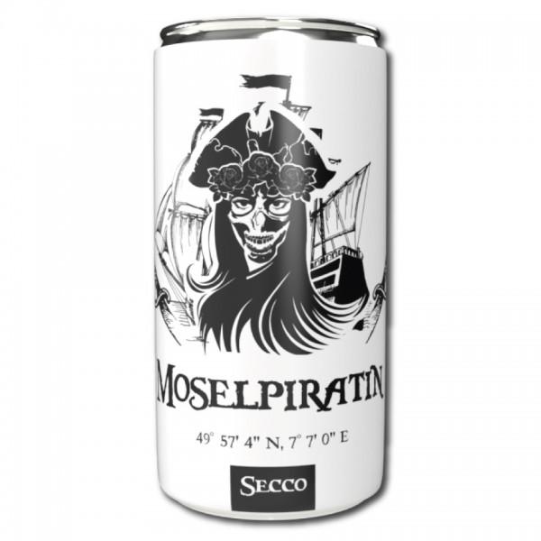 Pirates Secco - Edition: Moselpiratin - pfandfrei