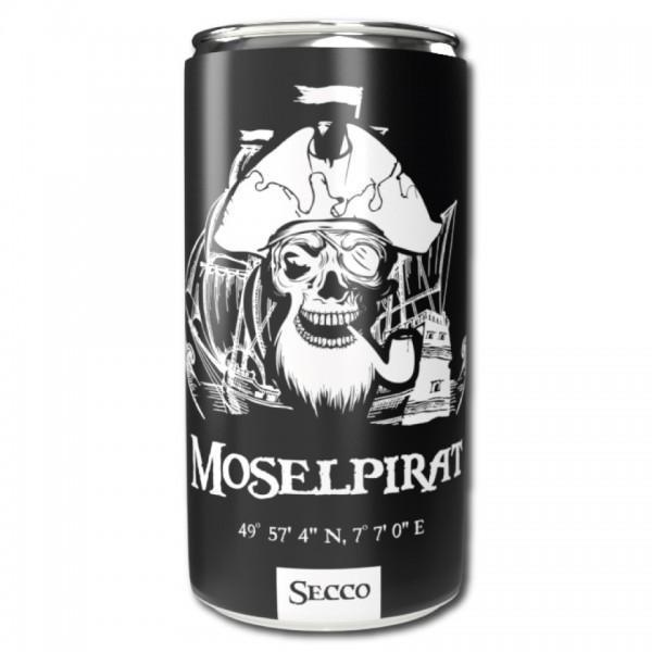 Pirates Secco - Edition: Moselpirat - pfandfrei