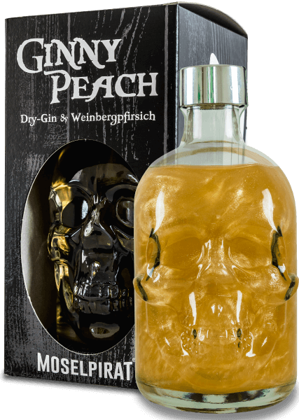 GINNY PEACH – Weinbergpfirsich-Gin